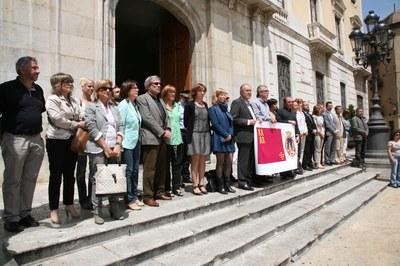 L'Ajuntament de Tarragona manifesta el seu condol a les víctimes del terratrèmol de Llorca