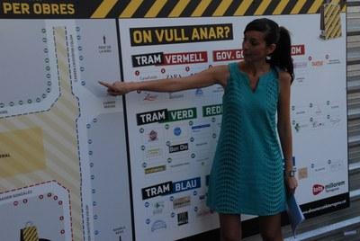 L'Ajuntament i Espimsa posen en marxa una campanya de dinamització comercial a la zona del Mercat Central