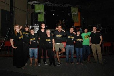 L'Associació de Músics de Tarragona apadrina Komando Nits Q