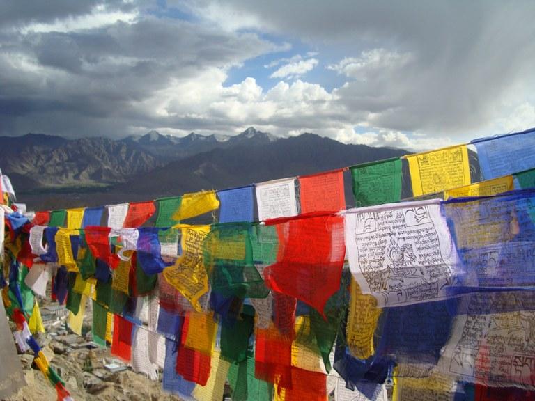 Tarragona aculll per primera vegada la Setmana del Tibet