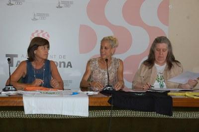 Tarragona es mulla per l'esclerosi múltiple