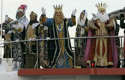 La setmana vinent, surt l'Home dels Nassos i arriben els Patges Reials