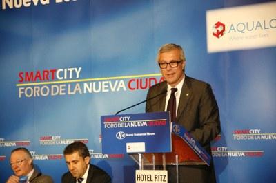 Els Jocs Mediterranis 2017 és on conflueix i es concreta el nostre projecte de ciutat smart