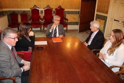 L'Ajuntament de Tarragona, pioner a Catalunya en obtenir un certificat ISO 50001 vinculat a l'enllumenat públic.
