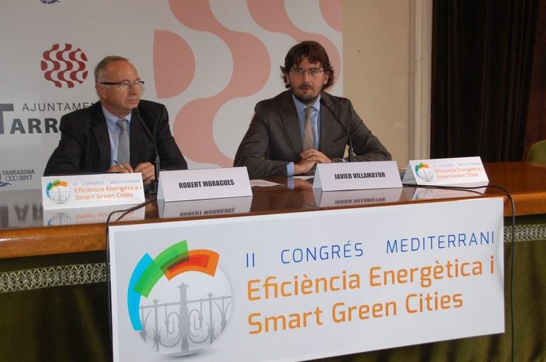 La rehabilitació d'habitatges i l'eficiència energètica, a debat al II Congrés Mediterrani d'eficiència energètica i Smart Green Cities.