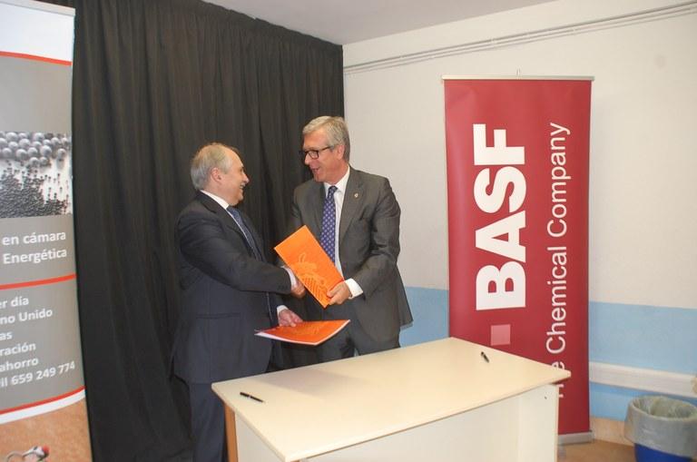L'Ajuntament de Tarragona i Basf impulsen un projecte d'aïllament tèrmic al col·legi Cèsar August