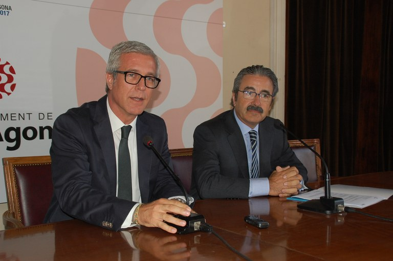 Telefónica impulsa el desplegament de fibra òptica a Tarragona