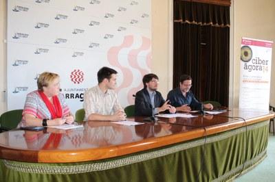 L'edició 2014 de la Ciberàgora se celebrarà el 10 de juliol