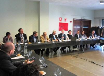 """La Fundació Tarragona Smart participa en el debat """"Energia i innovació a Europa"""""""