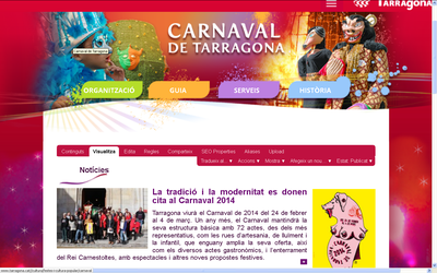 Nota d'aclariment - Web Carnaval