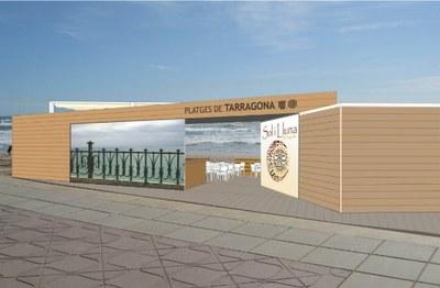 Tarragona tindrà quatre guinguetes noves aquest estiu