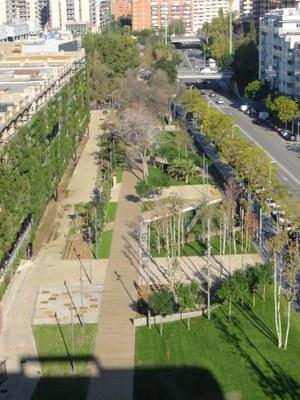 Demà s'inaugurarà l'Smart Parc Tabacalera