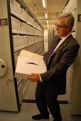 Dilluns 22 d'octubre s'obre el nou arxiu a La Tabacalera