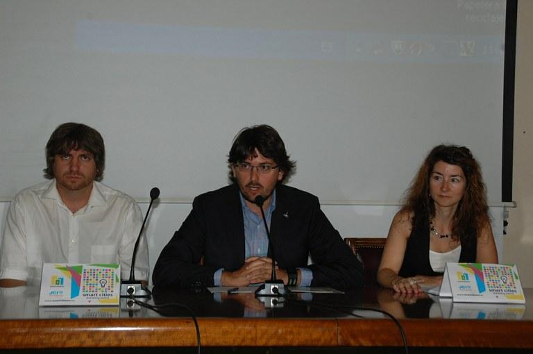 """Experts internacionals es reuniran a Tarragona al Congrés """"Smart Cities Meeting Point"""""""