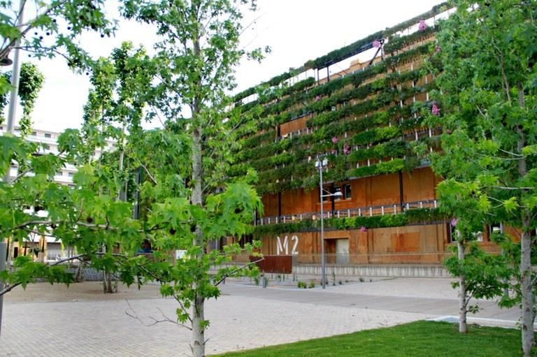 """Jornada tècnica sobre """"Jardins verticals: la ciutat com un bosc"""""""