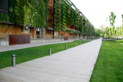 Tarragona Impulsa s'instal·la a l'edifici de La Tabacalera