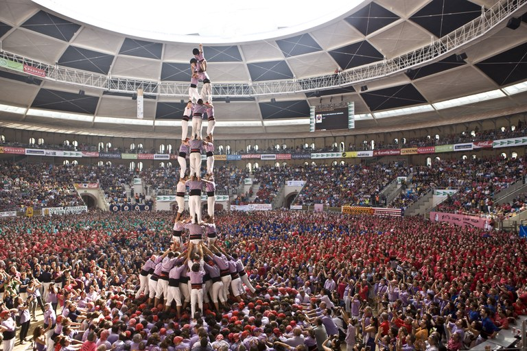 XXIV Concurs de Castells de Tarragona, en directe