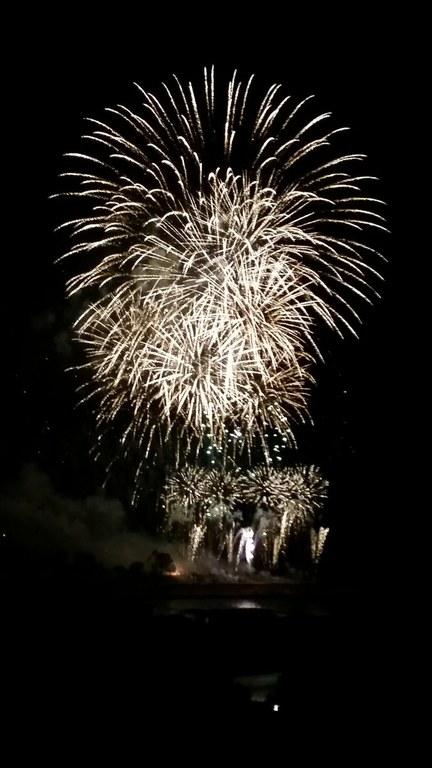 Més de 125 persones han treballat perquè tot funcionés correctament al Concurs Internacional de Focs Artificials Ciutat de Tarragona