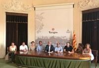Comunicat de premsa: decisió de la Junta de Portaveus