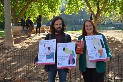 La campanya «Comptem amb tu!» demana la implicació de la ciutadania per a la neteja dels orins dels animals