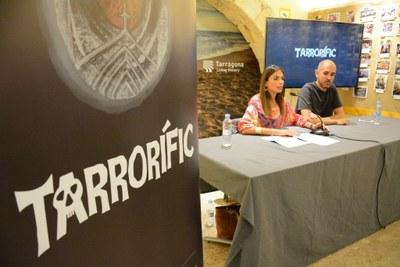 La segona edició de Tarrorífic proposa endinsar-se a la Necròpolis per conèixer l'inframón en els temps de Roma