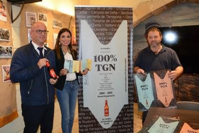 """L'Associació de Restaurants de la Part Alta presenta les jornades """"100 % TGN"""" amb el producte local com a protagonista"""