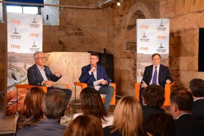 RTVE amb els XVIII Jocs Mediterranis Tarragona 2018