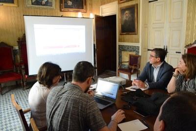 Tarragona és la primera capital de província catalana en utilitzar l'eina de licitació electrònica sobre digital