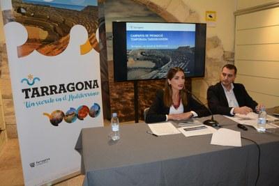 """""""Tarragona, un secret al Mediterrani"""", campanya de promoció com a ciutat d'escapada els 365 dies de l'any"""