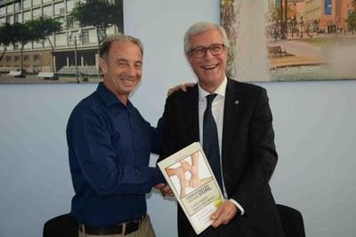 Acord entre Ematsa i l'IES Vidal i Barraquer per col·laborar en l'acollida d'alumnes en formació dual