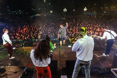 La plaça de Corsini acollirà  la revetlla gratuïta de cap d'any a la ciutat