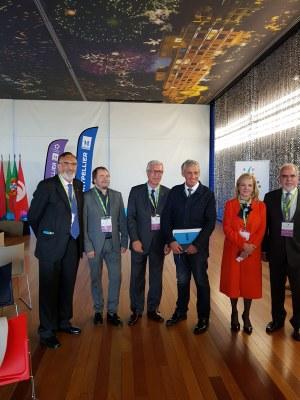 L'alcalde de Tarragona participa en la Cimera d'autoritats locals de la Mediterrània occidental a Montpeller