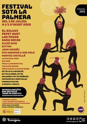 El Festival Sota la Palmera 2020 presenta una programació més femenina que mai