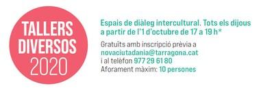 El projecte 'Tallers' apropa la realitat intercultural de Tarragona als ciutadans