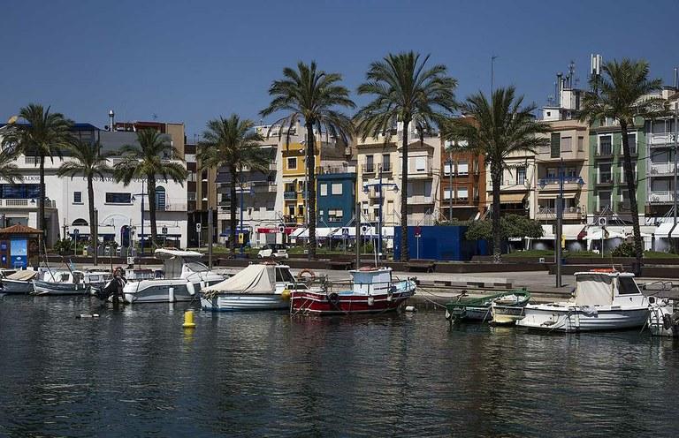 El Serrallo rep la distinció de barri mariner per part de l'Agència Catalana de Turisme
