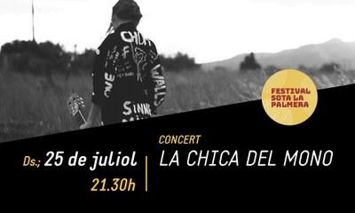 Es cancel·la el concert d'EvaKaué del Festival Sota La Palmera