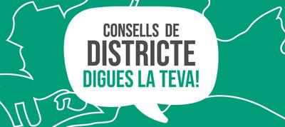 L'Ajuntament de Tarragona obre un procés de debat sobre el reglament dels consells de districte
