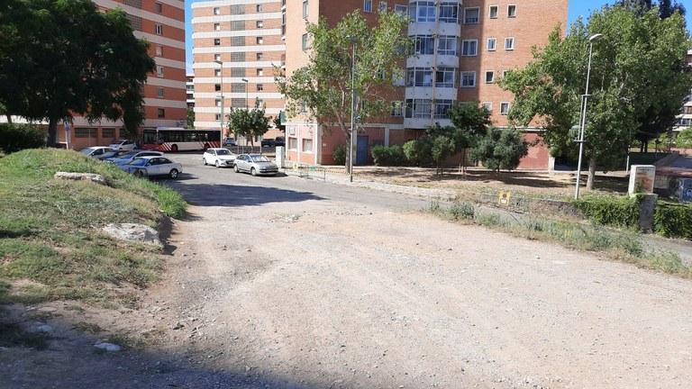 La Brigada Municipal fa obres de millora a Sant Pere i Sant Pau
