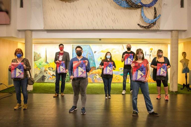 La Mostra de Teatre Jove arriba a la 27a edició amb set companyies teatrals