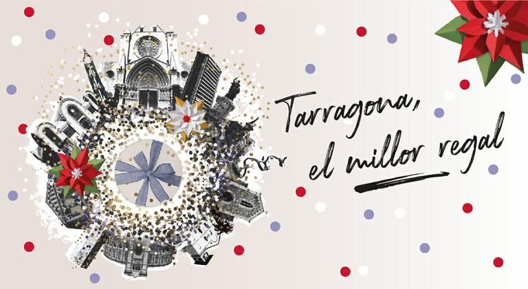 L'Ajuntament de Tarragona presenta la campanya de Nadal 'Tarragona, el millor regal'