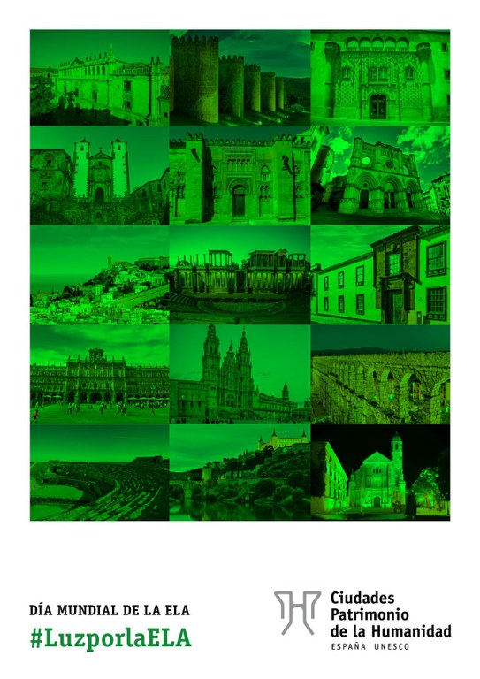 L'Ajuntament de Tarragona s'adhereix al Dia Mundial de l'ELA