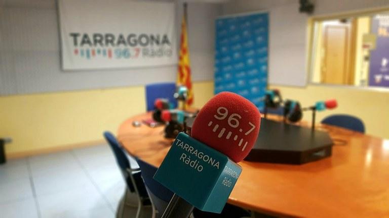 L'alcalde de Tarragona és entrevistat en directe aquest dimecres a Tarragona Ràdio