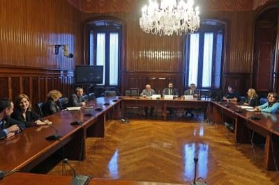 L'alcalde Pau Ricomà intervindrà a la Comissió del Parlament d'Estudi de la Seguretat de la Petroquímica