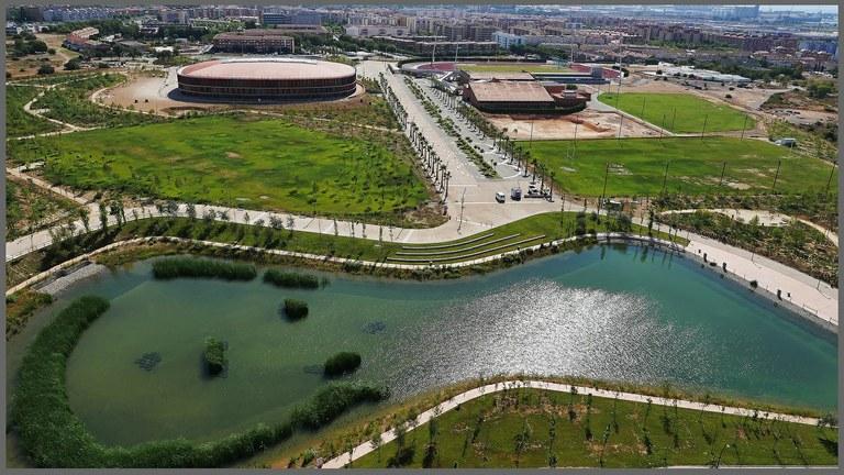 L'Anella Mediterrània reobre al públic a partir d'aquest dissabte per passejar o per anar amb bicicleta