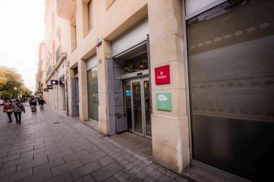 Les Oficines Municipals d'Atenció Ciutadana de la Rambla, plaça de la Font i Ponent reobren dilluns