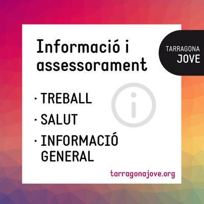 L'Oficina Jove del Tarragonès s'activa en línia