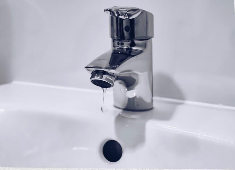 Talls en el subministrament d'aigua