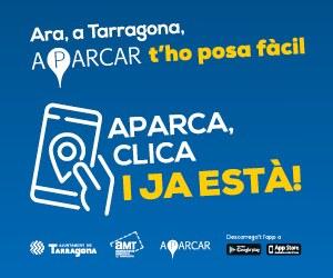 Tarragona posa en funcionament l'aplicació Aparcar per a la zona blava