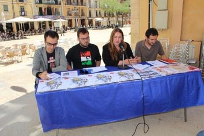 Cultura al Carrer porta més de 21 espectacles a l'Espai Jove La Palmera