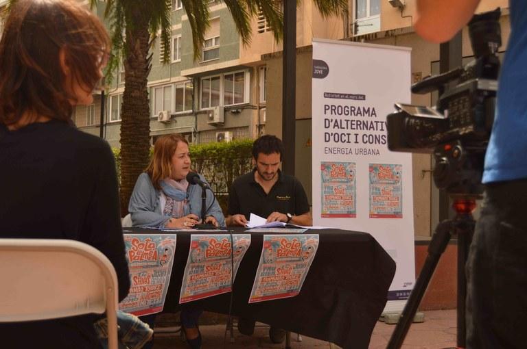 La sisena edició del Festival Sota La Palmera programa més de 30 activitats de joves creadors